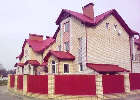 Фото - Будівництво будинку із силікатної цегли