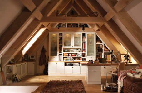 Фото - Будівництво та дизайн мансарди будинку
