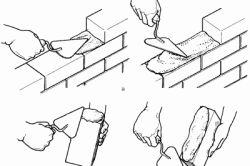 Фото - Будівництво цегляного туалету на дачі