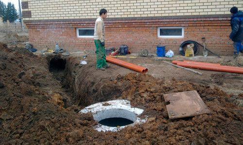 Будівництво колодязя своїми руками: каналізаційний колодязь