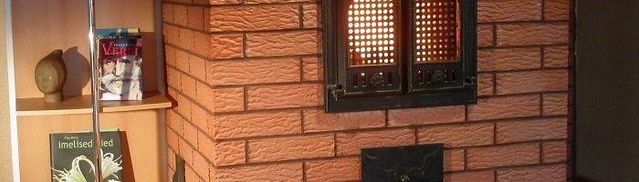 Фото - Будівництво опалювальної печі для дому