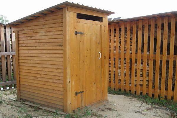 Фото - Будівництво вуличного туалету
