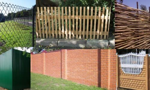 Фото - Будівництво паркану своїми руками
