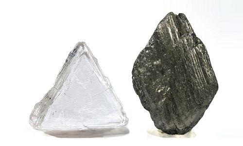 Фото - Властивості, якими володіють і алмаз, і графіт