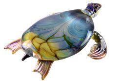 Черепаха з муранського скла