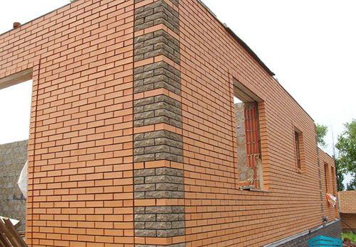 Фото - Технологія кладки цегляних стін