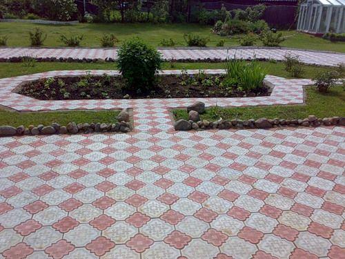 Фото - Технологія укладання тротуарної плитки