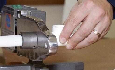 Фото - Технологія установки поліпропіленових труб