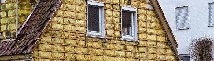 Технологія утеплення будинку зовні