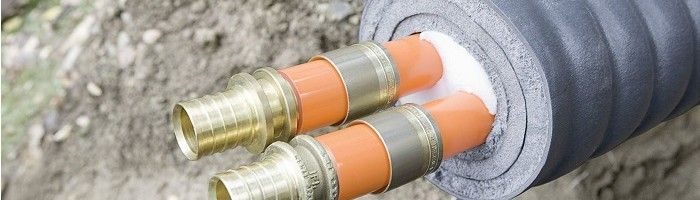 Фото - Технологія утеплення труб водопостачання на дачі