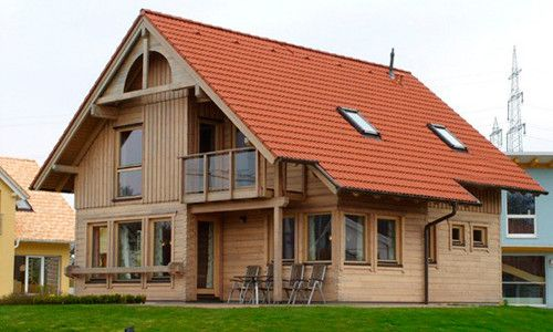 Фото - Теплоізоляція каркасного будинку