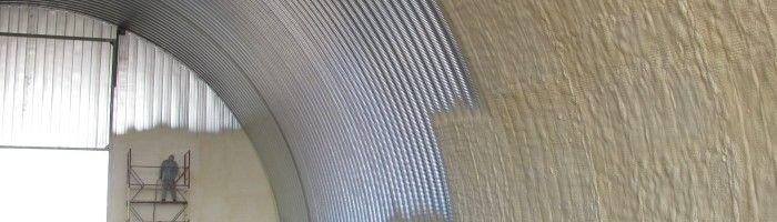 Фото - Теплоізоляція металевих конструкцій