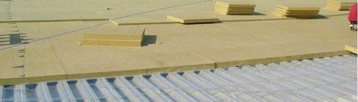 Фото - Теплоізоляція скатної та плоскої покрівлі будинку