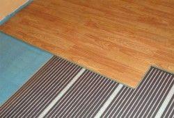 Фото - Теплі підлоги і покриття з ламінату: поєднуємо разом!