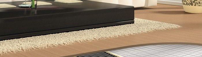 Тепла підлога як варіант утеплення стін