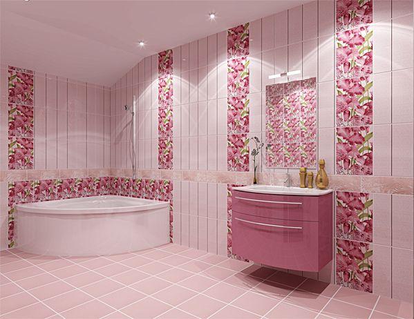 Фото - Тепла підлога у ванній кімнаті і влітку, і взимку