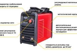 Пристрій инверторного зварювального апарату