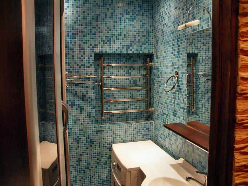 Фото - Тонкощі установки полотенцесушителя у ванній кімнаті