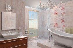 Обробка ванної панелями ПВХ