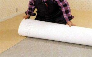 Фото - Чи потрібна підкладка під лінолеум?