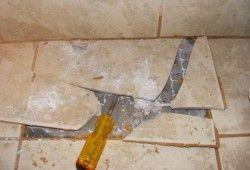 Фото - Тріщини в глазурі плитки: чому так виходить?