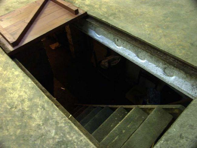 Фото - Видалення конденсату з погреба