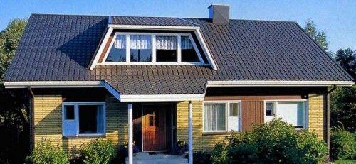 Фото - Кут нахилу даху: від чого він залежить