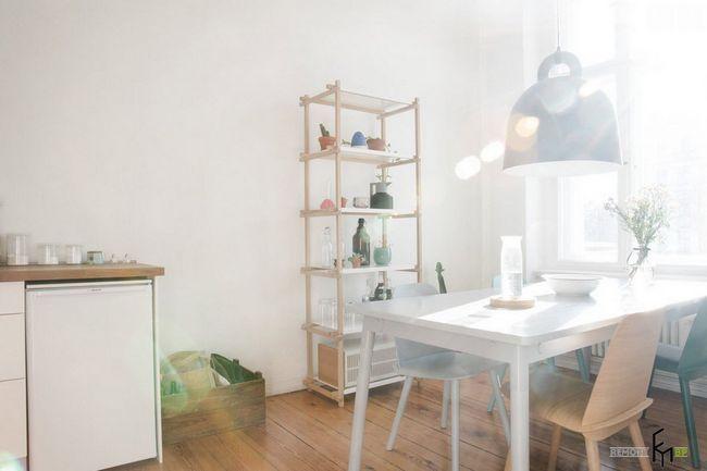 Фото - Затишна квартира в скандинавському стилі