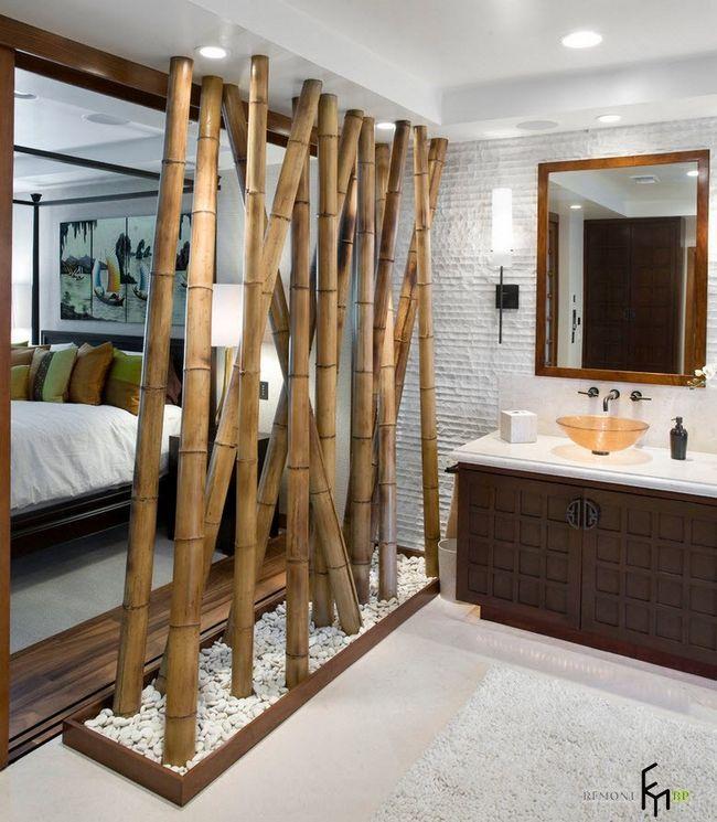 Фото - Затишна ванна кімната в східному стилі