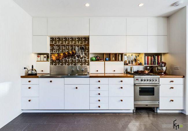 Оформлення кухні в стилі Прованс