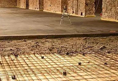 Фото - Укладання бетонної стяжки на дерев'яну підлогу