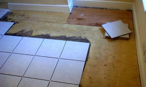 Фото - Укладання кахлю на дерев'яну підлогу: особливості та тонкощі