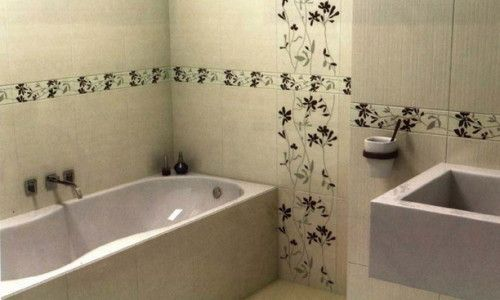 Кахельна плитка у ванній