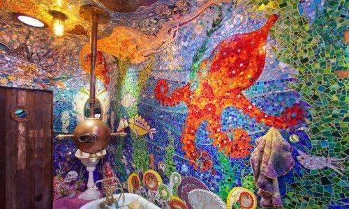 Фото - Укладання мозаїчної плитки: композиції зі скла і кераміки