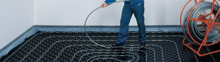Фото - Укладання шарів теплої підлоги