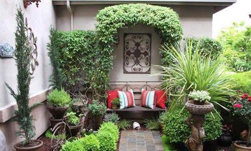 Фото - Прикраса і благоустрій двору