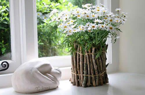 Фото - Прикраса саду оригінальними кашпо