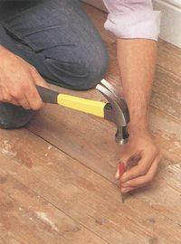 Фото - Зміцнення дерев'яної підлоги