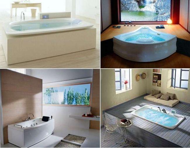 Фото - Універсальна ванна з цегли своїми руками