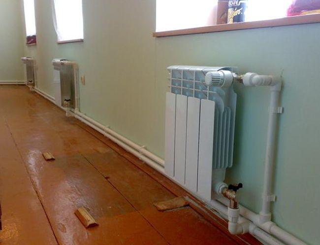 Тест автономного опалення в приватному будинку