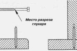 Кріплення балясини шпилькою до ступеня
