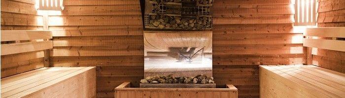 Фото - Установка печі в лазню на дачі