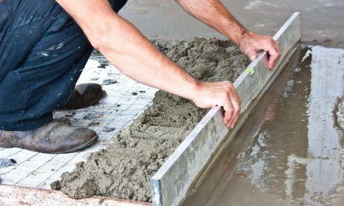 Фото - Пристрій бетонної стяжки без зайвих витрат