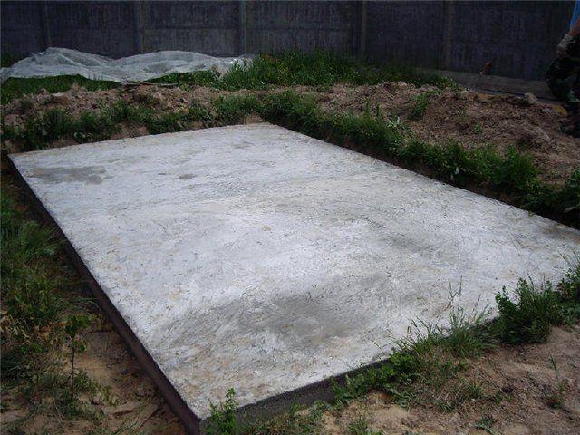 Фото - Пристрій фундаменту з дорожніх плит