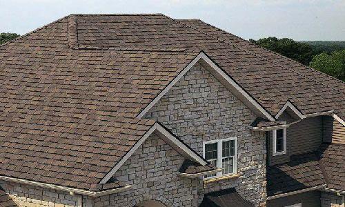 Фото - Пристрій даху бітумом