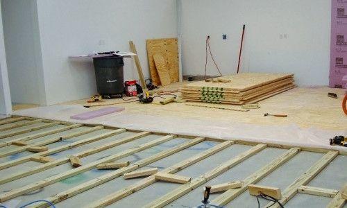 Фото - Облаштування підлоги з фанери: практичне рішення