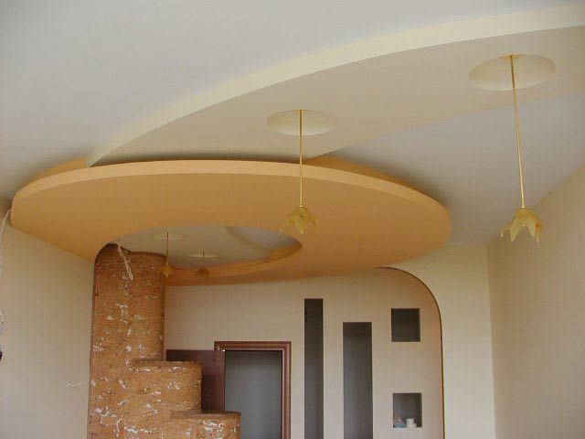 Стельова конструкція з гіпсокартону