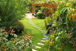 Садова стежка