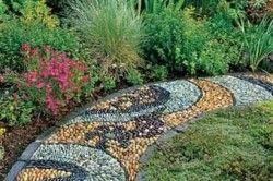 Призначення садових доріжок