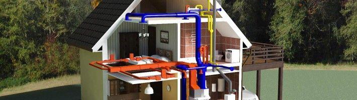 Фото - Пристрій системи опалення приватного будинку
